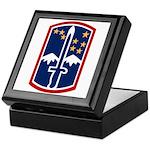 172nd Infantry Keepsake Box