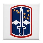 172nd Infantry Tile Coaster