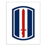 193rd Infantry Small Poster