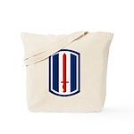 193rd Infantry Tote Bag