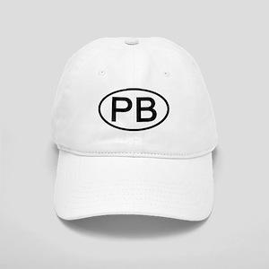 PB - Initial Oval Cap