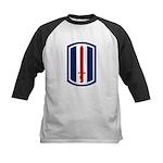 193rd Infantry Kids Baseball Jersey