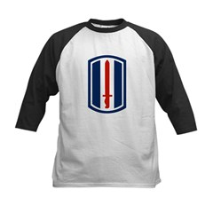193rd Infantry Kids Baseball Jersey