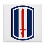193rd Infantry Tile Coaster