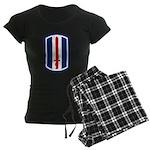 193rd Infantry Women's Dark Pajamas