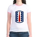 197th Infantry Jr. Ringer T-Shirt