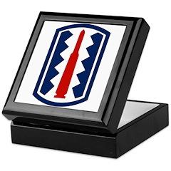 197th Infantry Keepsake Box