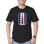 197th Infantry Men's Fitted T-Shirt (dark)