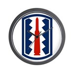 197th Infantry Wall Clock