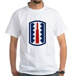 197th Infantry White T-Shirt