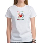 Maryland is Marry-Land Women's T-Shirt