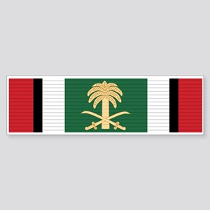 Kuwait Liberation (Saudi Arabia) Sticker (Bumper)