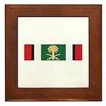 Kuwait Liberation (Saudi Arabia) Framed Tile