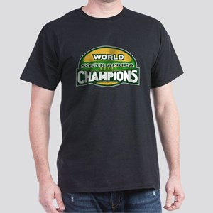 Rugby Champions south africa Dark T-Shirt