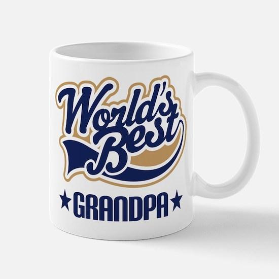 Grandpa (Worlds Best) Mug