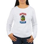 Captain GEDCOM Women's Long Sleeve T-Shirt