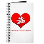 Operation Rainbow Canada Journal