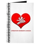 Operation Rainbow Canada Journal