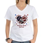 Araceli's Homecoming ver2 Women's V-Neck T-Shirt
