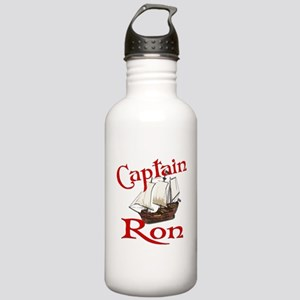 Captain Ron Stainless Water Bottle 1.0L