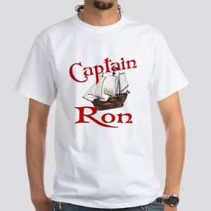 Captain Ron White T-Shirt