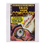 Tales from ComicCon Convention Blanket