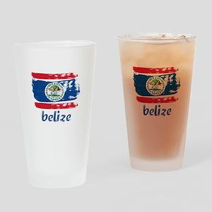 Belize Pint Glass