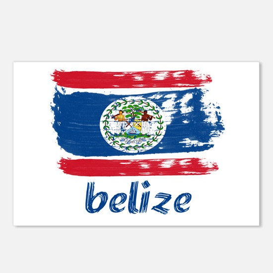Belize Postcards (Package of 8)