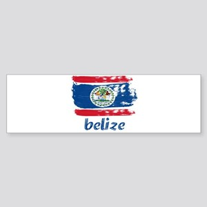 Belize Sticker (Bumper)