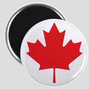 Canadian Maple Leaf Magnet