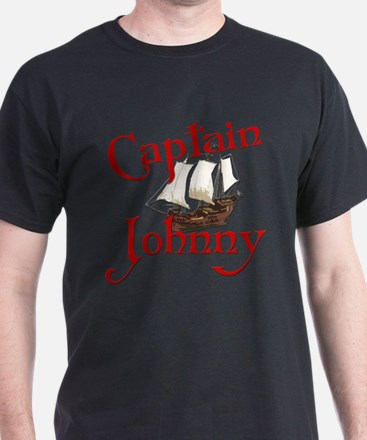 Captain Johnny's T-Shirt