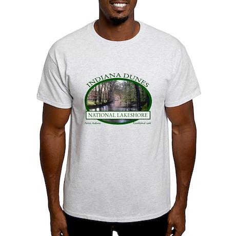 Indiana Dunes National Lakesh Light T-Shirt