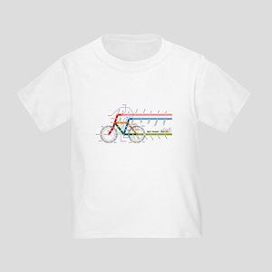Bike Transit Toddler T-Shirt