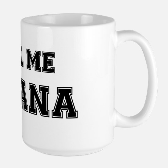 CALL ME BWANA Mugs