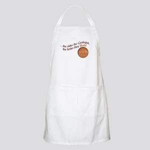 The older the Geologist... Apron