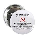 Got Communism? Hillary Button