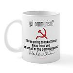 Got Communism? Hillary Mug