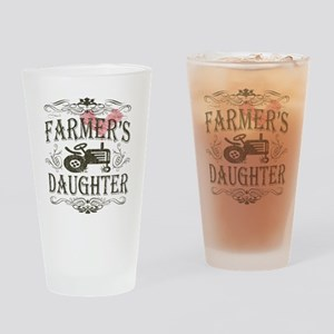 Farmer's Daughter Pint Glass
