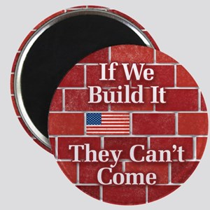 Build the Wall Magnet
