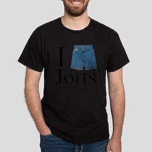 I Heart Jorts Dark T-Shirt