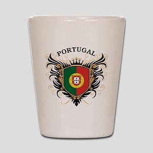 Portugal Shot Glass