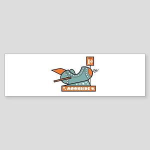 Moonride Sticker (Bumper)