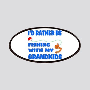 Rather Be Fishing With Grandk Patches