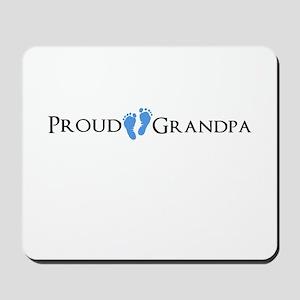 Proud Grandpa Mousepad