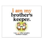 BROTHER'S KEEPER Small Poster