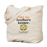 BROTHER'S KEEPER Tote Bag