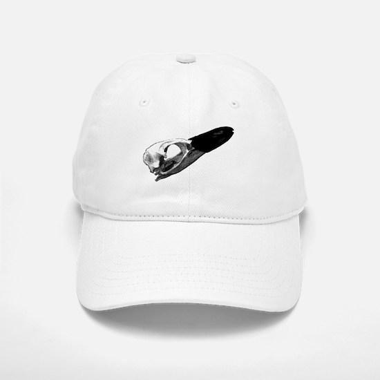 Penguin Skull Baseball Baseball Cap