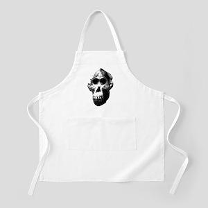 Orang Utan Skull BBQ Apron