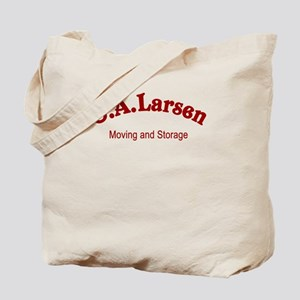 S.A. Larsen Moving and Storage Tote Bag