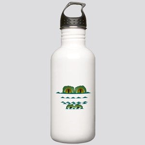 Big Croc Stainless Water Bottle 1.0L